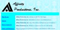 Affinity Productions, Inc